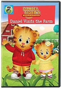 Daniel Visits the Farm