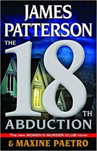 the 18th abduction james patterson
