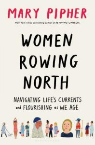 woman rowing north by mary pipher