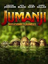 Jumanji-Welcome to the Jungle dvd