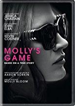 Molly's Game dvd